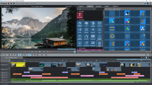 MAGIX Movie Edit Pro Premium 20.0.1.73 with Crack 2021