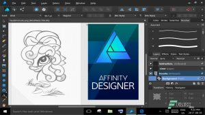 Serif Affinity Photo 1.8.4.650 Beta With Crack [Latest] Download