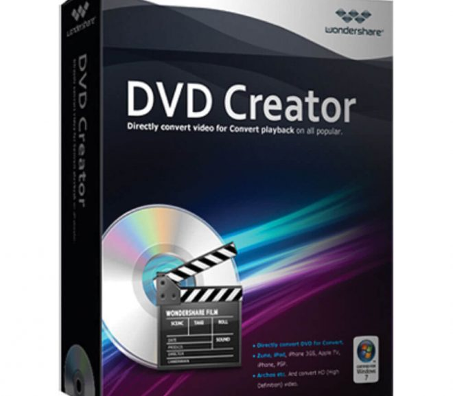 Wondershare DVD Creator 6.5.4.192 Crack + Key Latest 2021