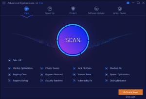 Advanced SystemCare Pro 14.02.171 & Crack Full [Latest] 2021