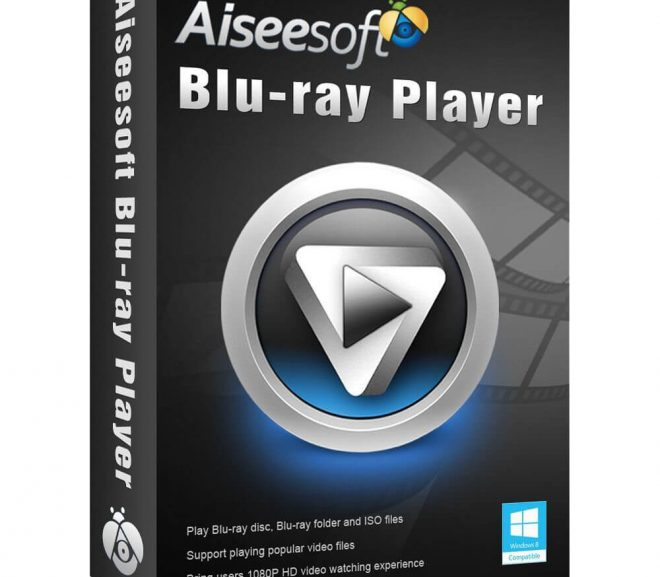 Aiseesoft Blu-ray player 6.7.10 Crack 2021 Free Download With Key