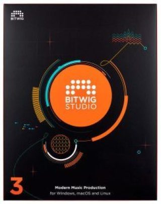 Bitwig Studio 3.3.3 Crack With Torrent License Key LifeTime Download 2021