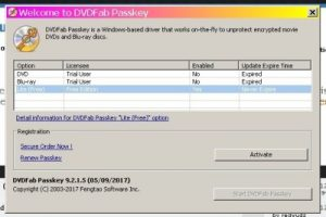DVDFab Passkey Lite 9.4.0.8 Crack Patch With Keygen Free Download 2021