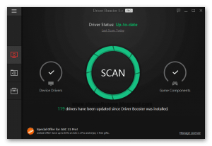 Driver Booster Pro Crack 8.1.0.276 License + Serial Key (Latest) 2021