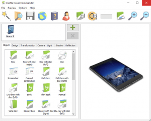 Insofta Cover Commander 6.7.0 + Serial Number Full Latest 2021
