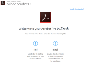 Adobe Acrobat Pro DC 21.001.20145 Crack + Keygen {Win/Mac}