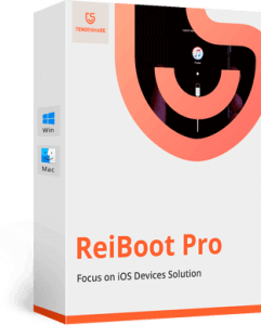 Tenorshare ReiBoot Pro 8.0.4.6 Crack + License Key (2021) Full Download